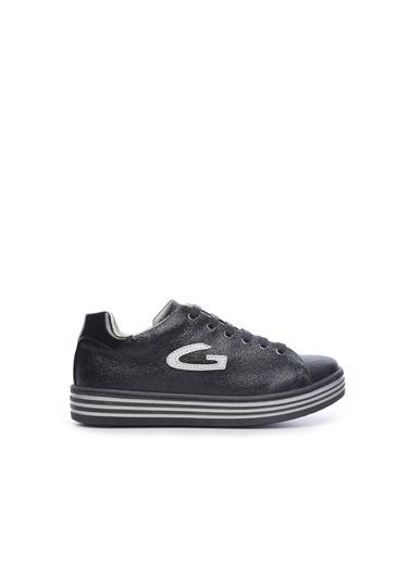 Alberto Guardiani Alberto Guardıanı Çocuk Derı Çocuk Ayakkabı Ayakkabı Siyah
